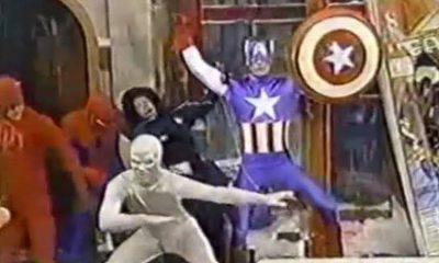 Marvel 1989 Thanksgiving Day Parade