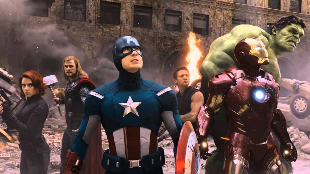 retro review the avengers 2012 - The Avengers