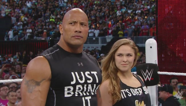 Ronda Rousey To Leave Ufc For Wwe-3795