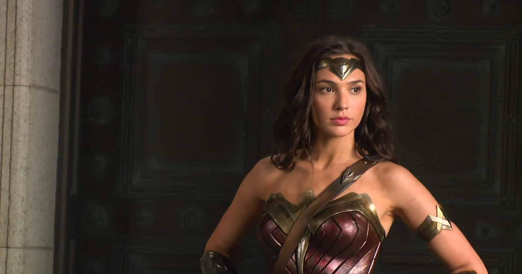 WONDER WOMAN Reportedly Heading Into Reshoots