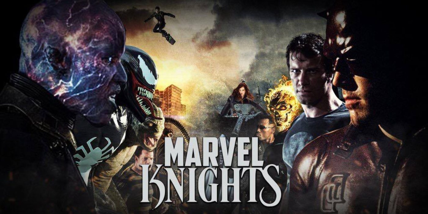 New Video Brings MARVEL KNIGHTS Together To Stop Sinister Six