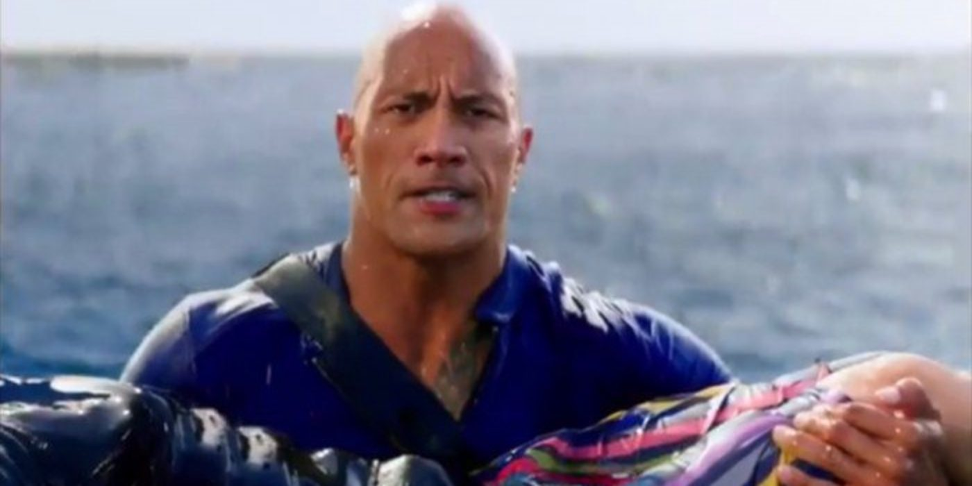 Dwayne 'The Rock' Johnson Releases First Teaser Trailer For BAYWATCH