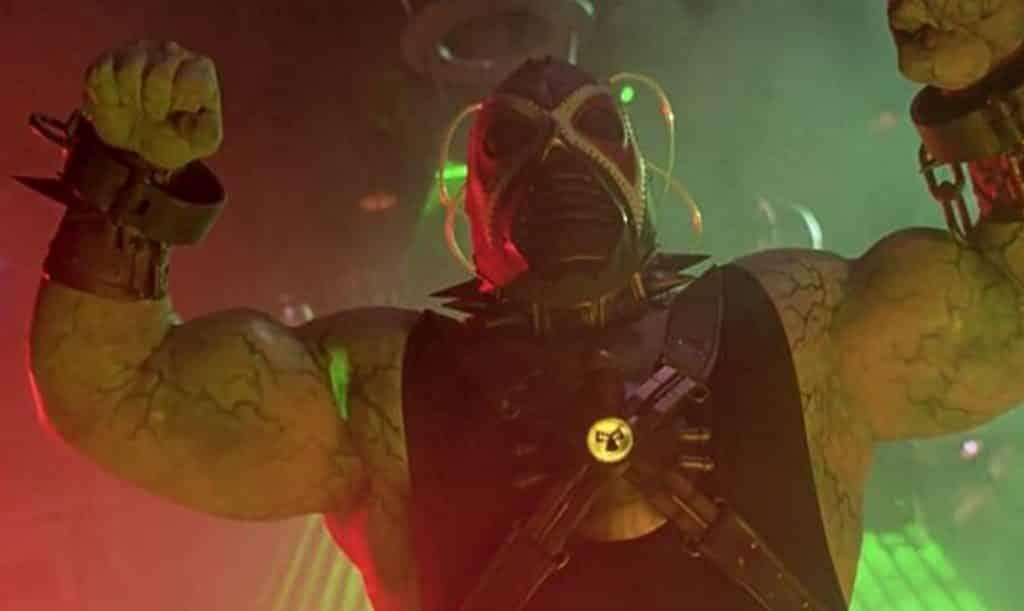 Robert Swenson Bane Batman & Robin