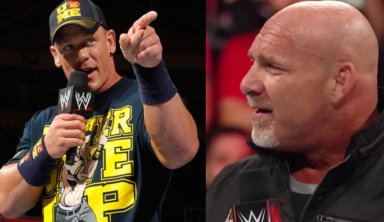 John Cena Reportedly Unhappy With Vince McMahon Over Goldberg's Return