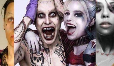 Alternate Designs For Harley Quinn and Joker Reveal Much Different Looks