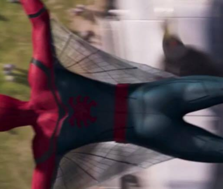 First Footage From Spider-Man: Homecoming Released