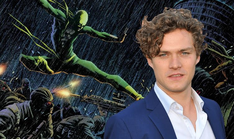 Finn Jones Iron Fist in addition Marvel  flix Shows further Marvels Iron Fist  flix Tv Show as well Marvel  flix Props And Costumes To Be Auctioned For First Time Ever By Prop Store additionally Gettyimages. on iron fist netflix costume