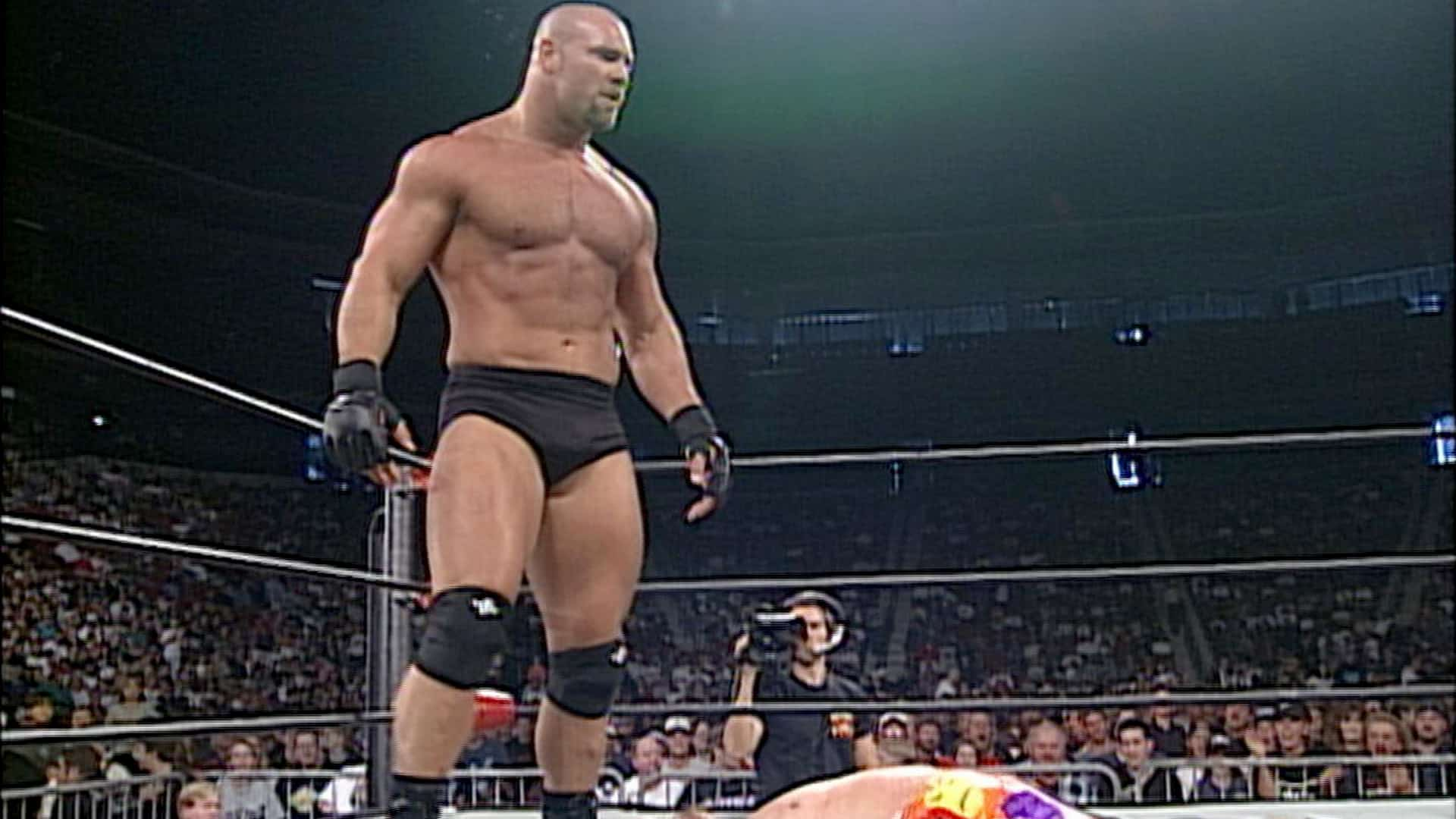 Bill Goldberg WCW Streak