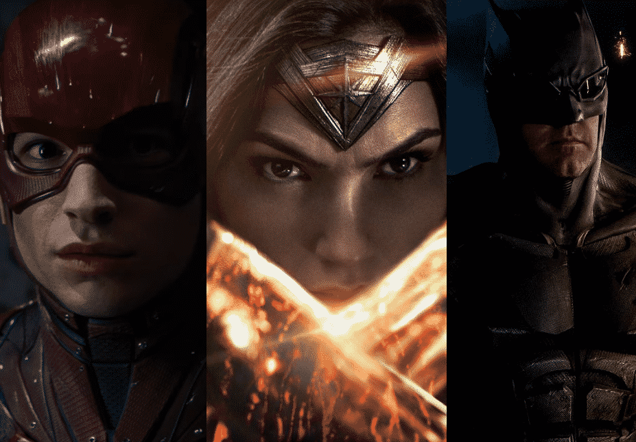 Justice League Flash Wonder Woman Batman