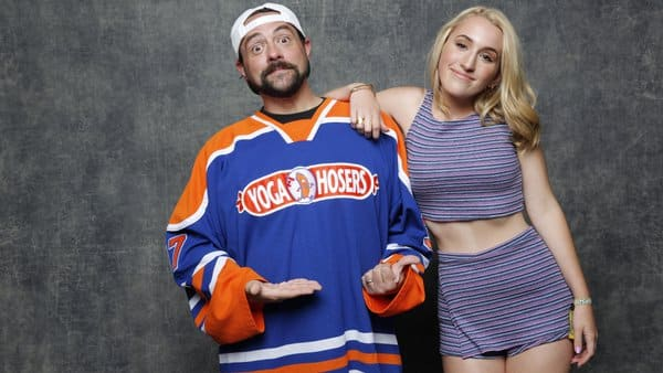 Kevin Smith's Daughter Harley Quinn Smith Wants 'Gotham ... Kevin Smith Daughter