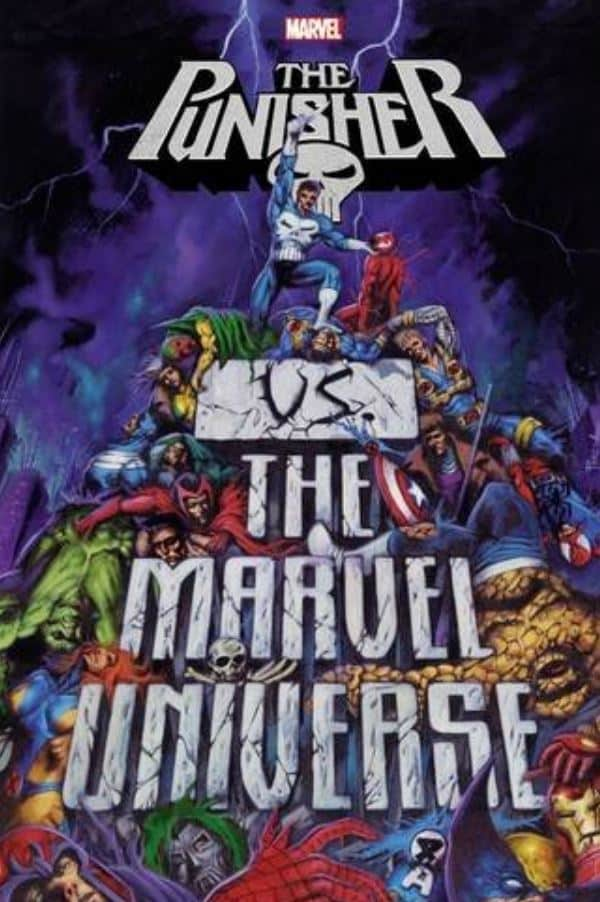 The Punisher vs. The Marvel Universe