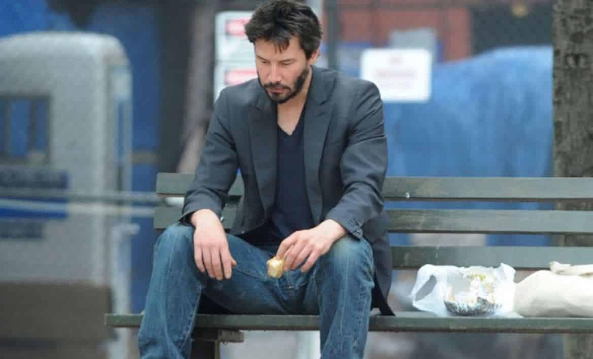 keanu reeves sad uplifting life story