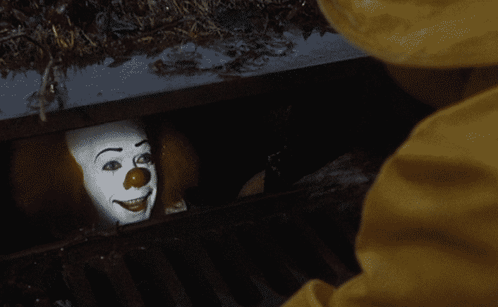 It Remake New Image Of Pennywise And Georgie Released