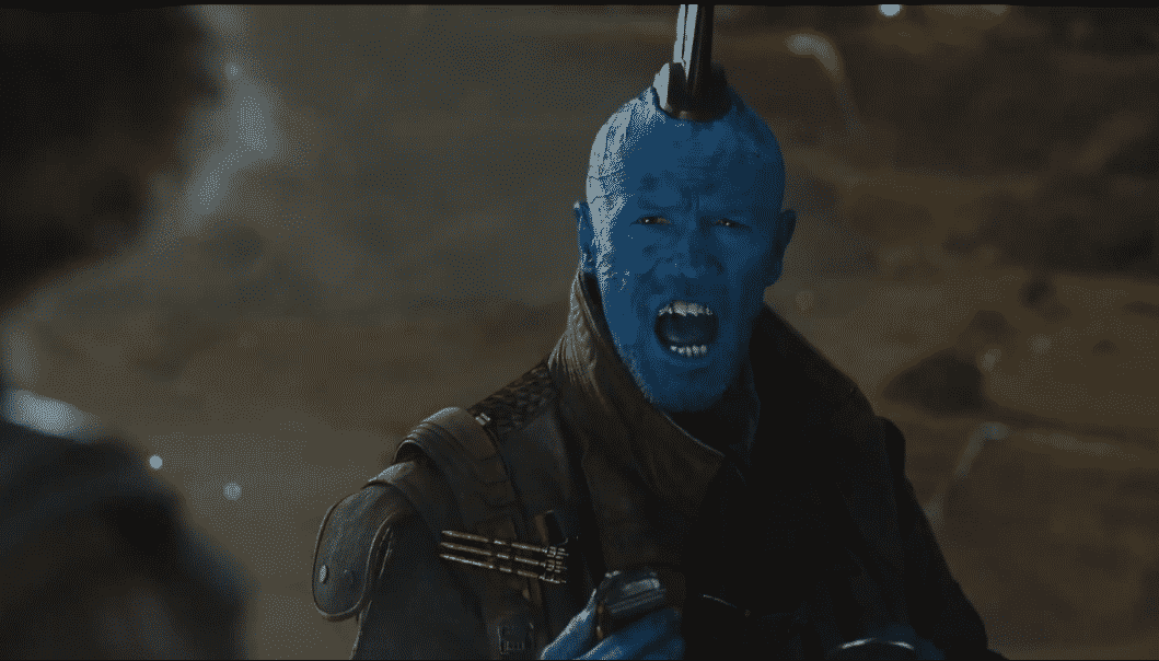Image result for yondu screengeek