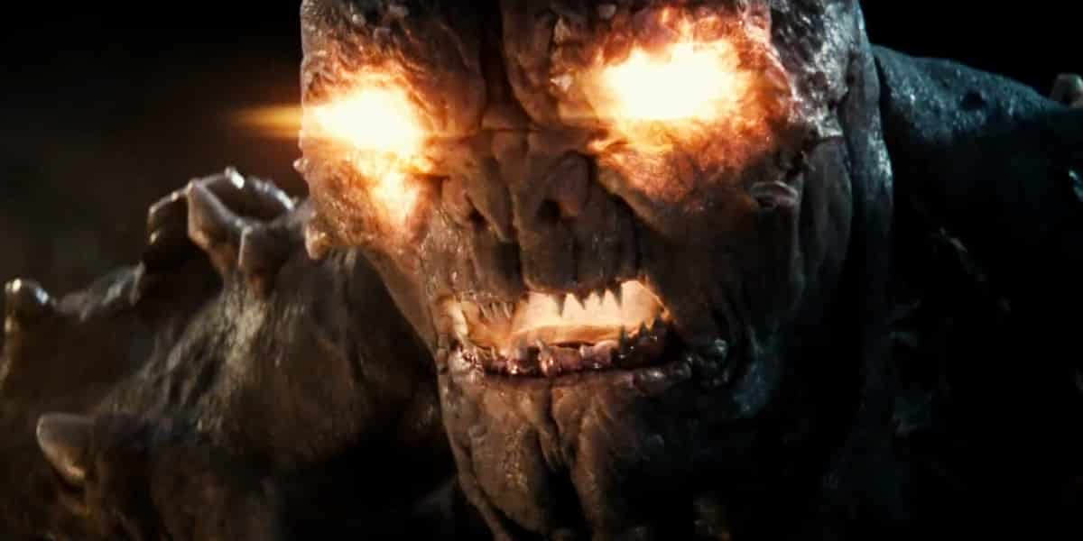 Batman V Superman Concept Art White Eyes