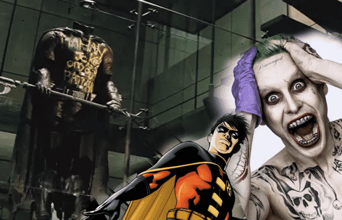 New Suicide Squad Theory Suggests Joker Was Meant To Be