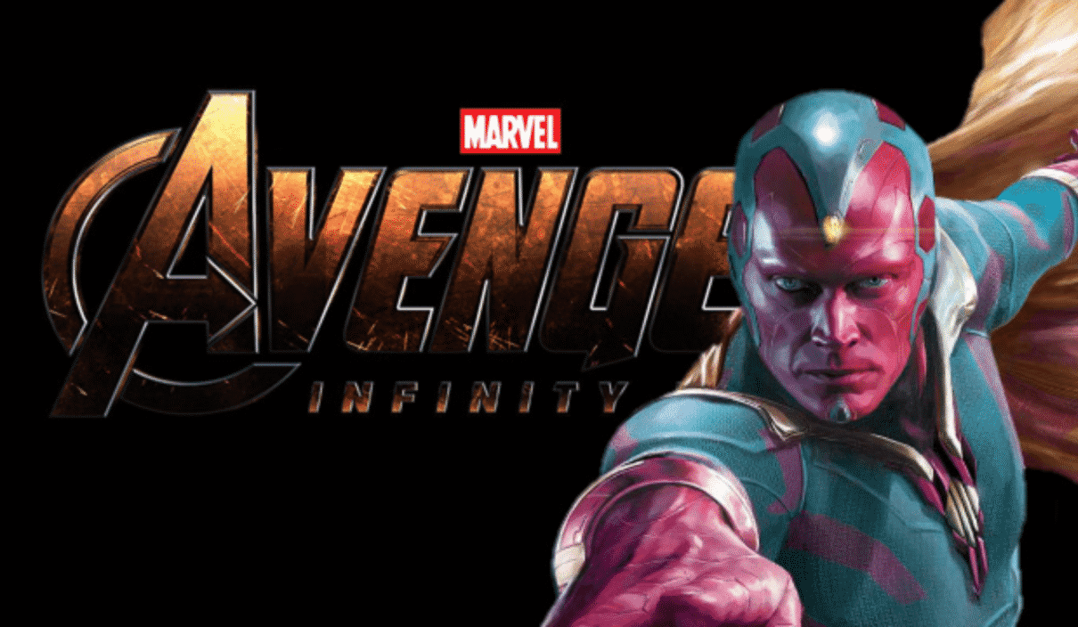 avengers: infinity war set video reveals vision under attack by new