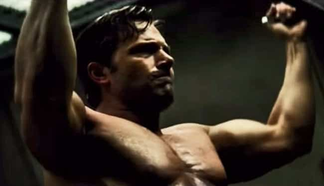 Ben Affleck Begins Training For THE BATMAN