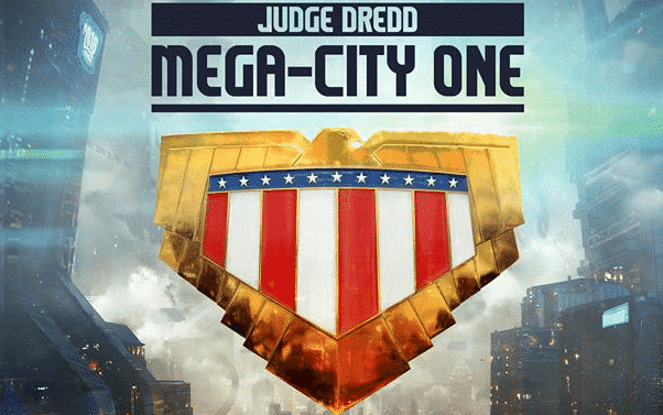 judge dredd mega-city one