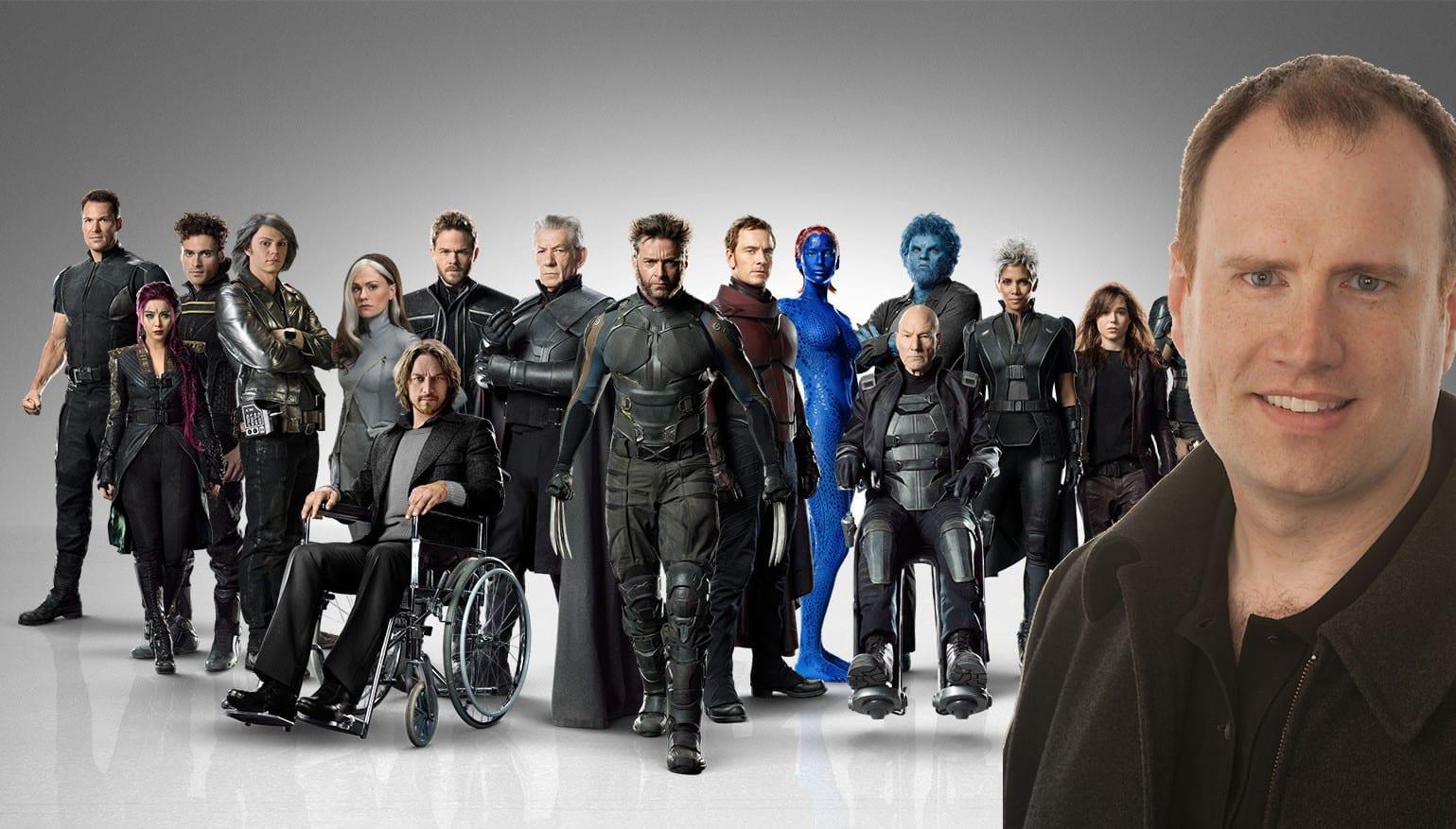 Kevin Feige afirma que não teremos crossovers Fox/Marvel tão cedo