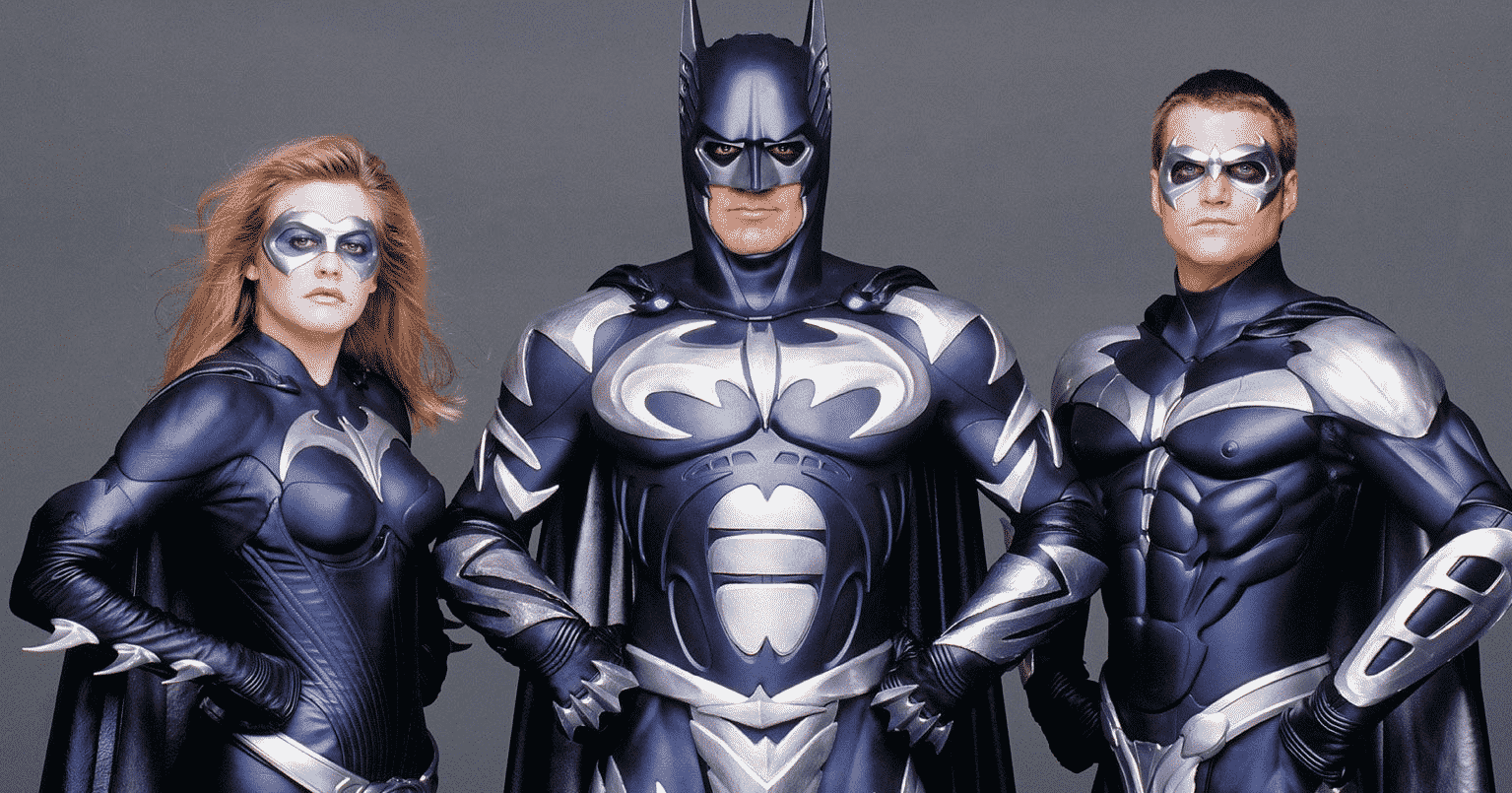 Joel Schumacher is truly sorry for Batman & Robin