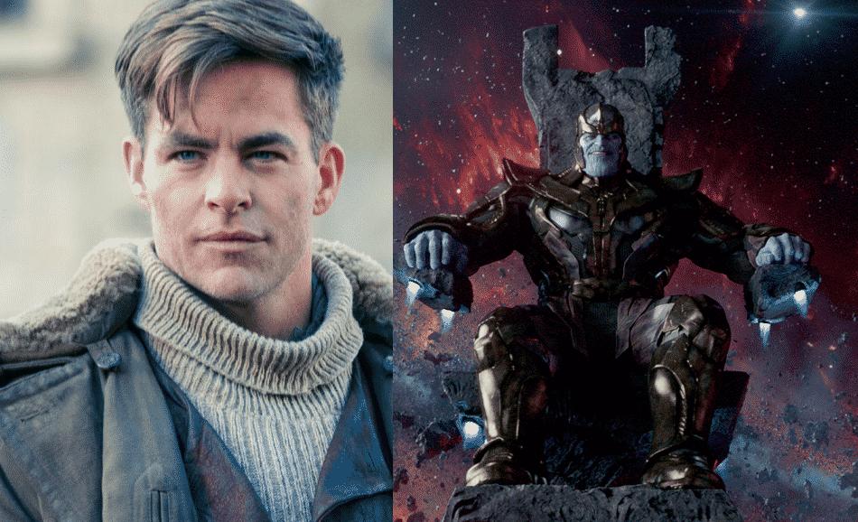 Wonder Woman star Chris Pine dings Avengers: Infinity War