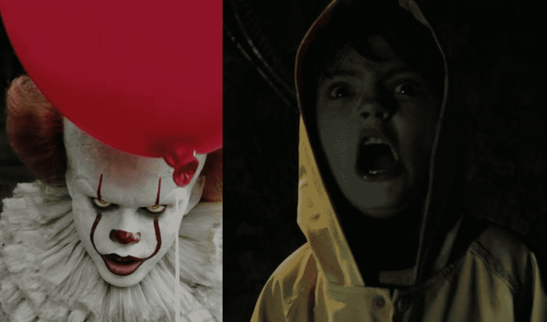 it movie pennywise bill skarsgård georgie