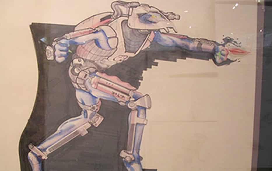 predator original design