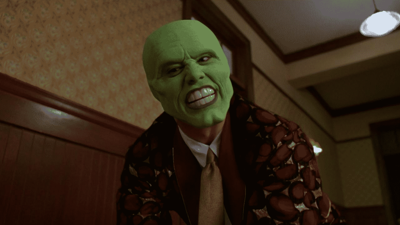 Jim Carrey's THE MASK Was Originally A Horror Movie