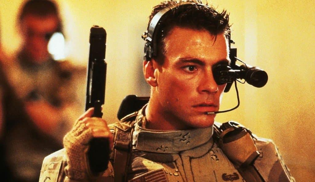 Universal Soldier (1992) Jean-Claude Van Damme
