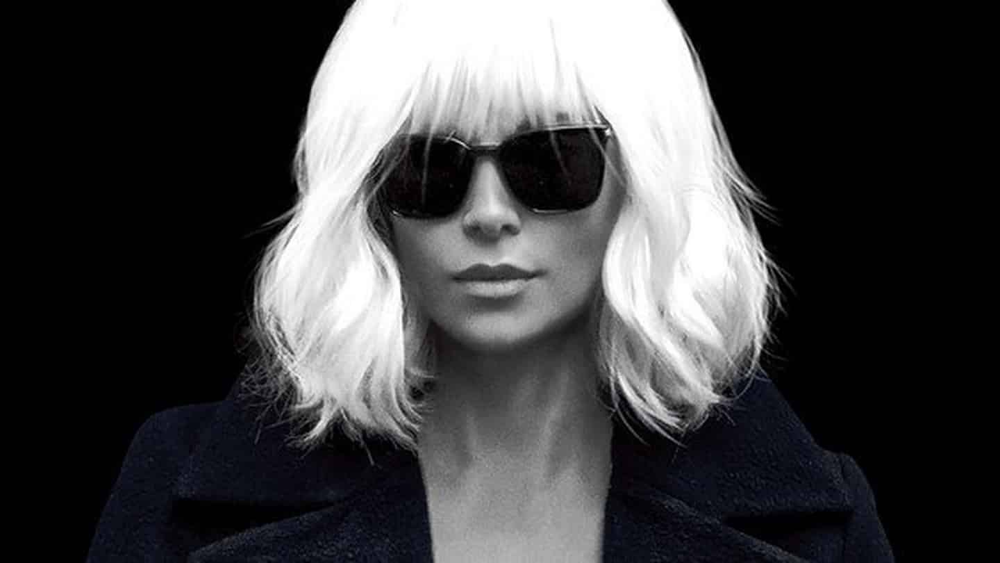 Charlize Theron kicks ass and looks cool in 'Atomic Blonde'