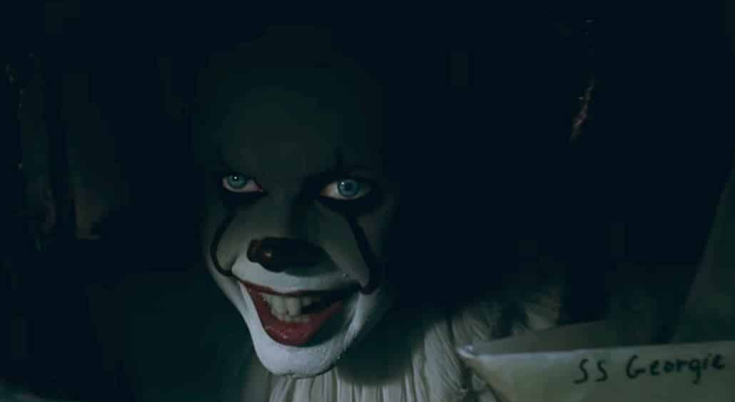 disturbing new it movie trailer features more pennywise