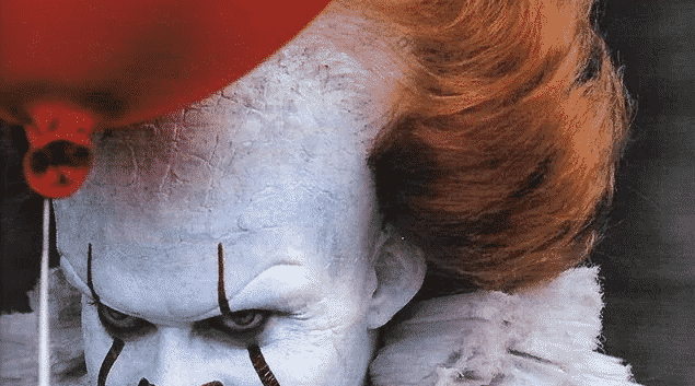 It Movie Creepy New Photo Of Pennywise The Clown Revealed