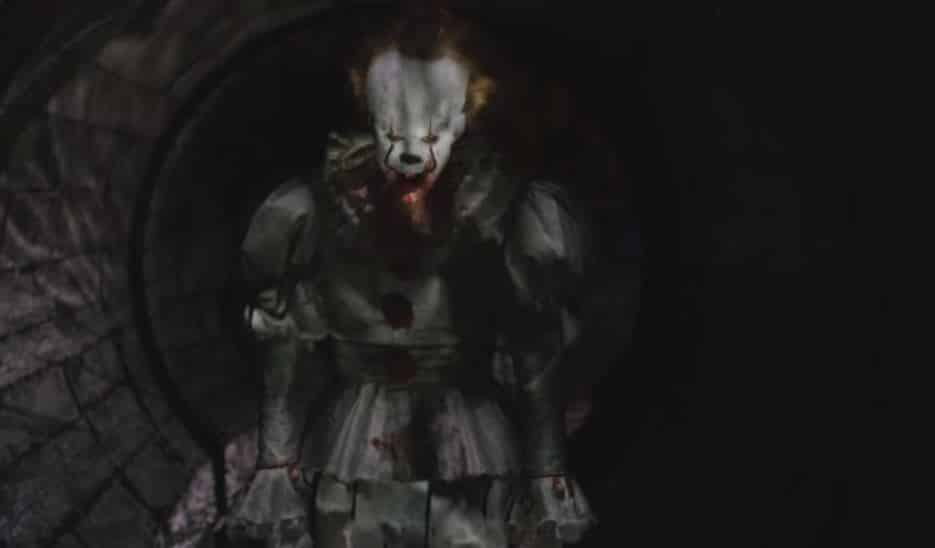 Pennywise The Clown is horrifying in latest trailer for 'IT'