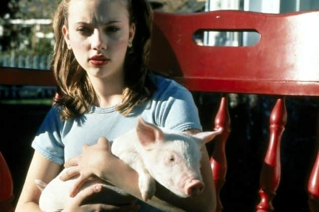 Scarlett Johansson My Brother The Pig