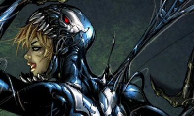 She-Venom Bride of Venom