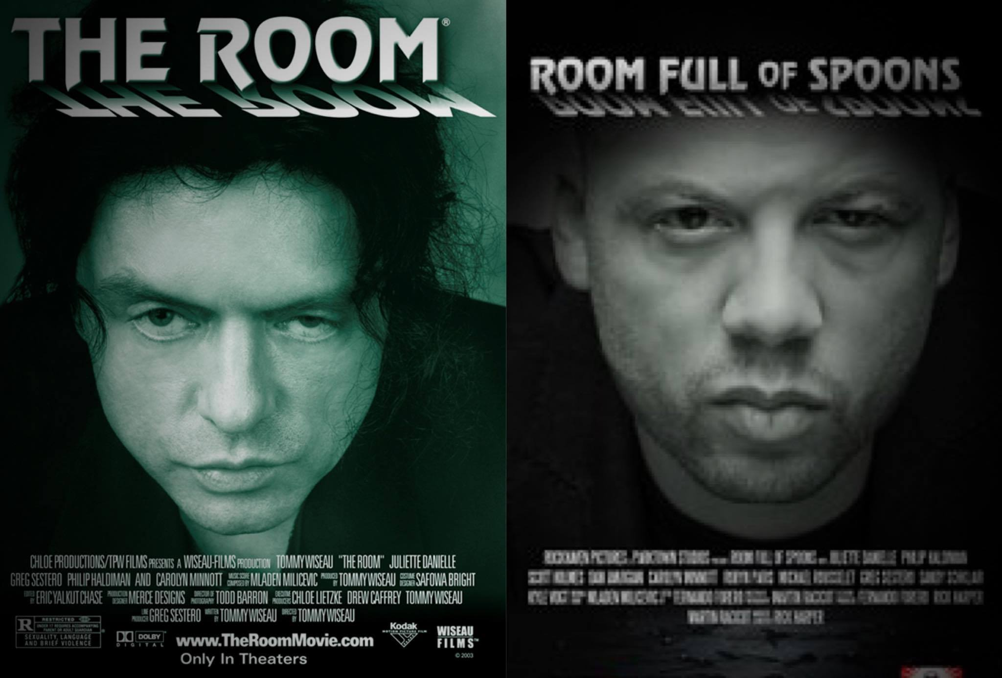 The Room Movie Spoons