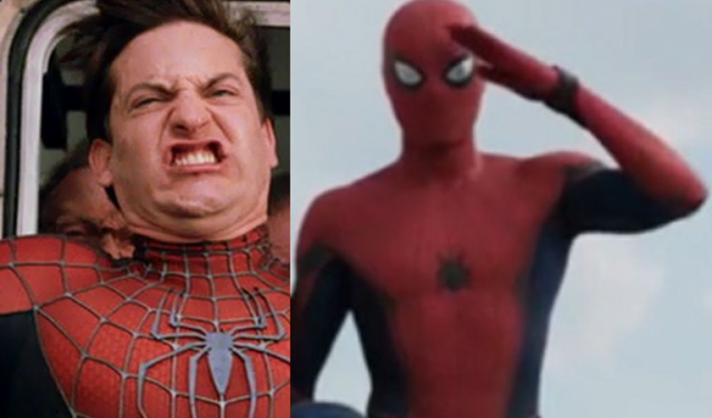 Tobey Maguire To Play UNCLE BEN In Marvel Cinematic Universe? Tobey Maguire Net