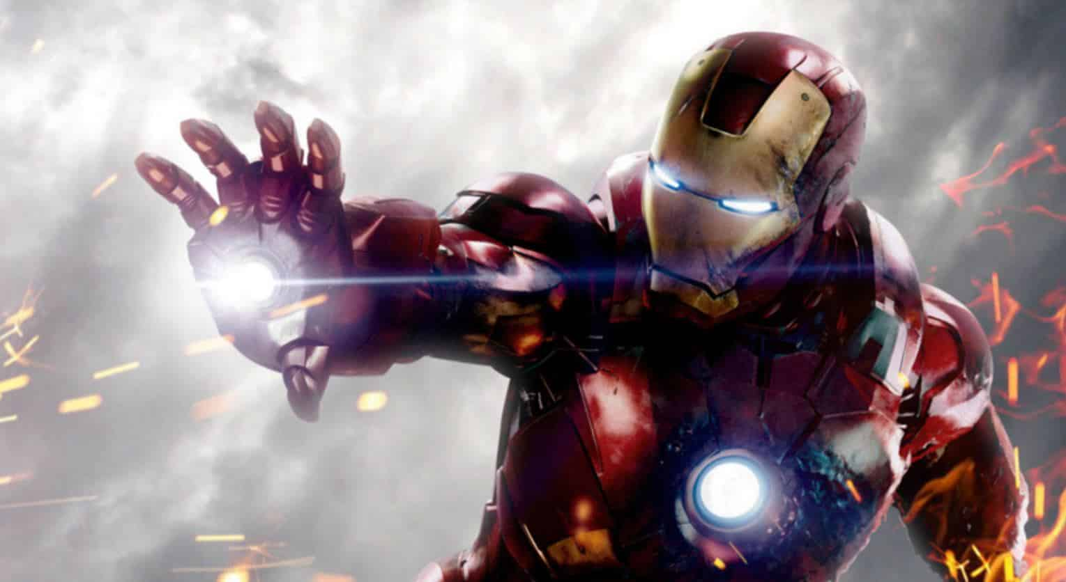Check Out This Close-Up Of Iron Man's New Arc Reactor