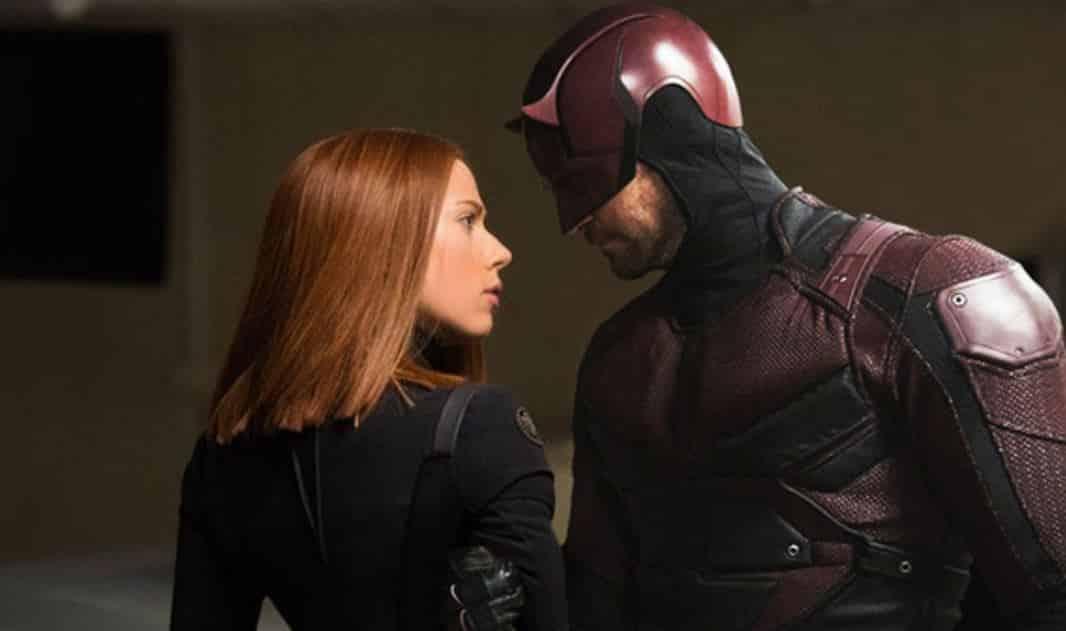 Scarlett Johansson S Black Widow To Appear On Marvel S