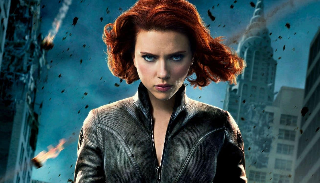 Infinity War Set Photo Reveals Different Look For Scarlett ...