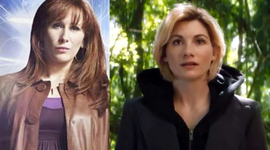 Doctor Who's Catherine Tate Reveals Her Thoughts on Jodie Whittaker's Casting