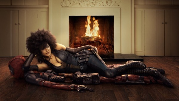 Deadpool 2 Domino Zazie Beetz