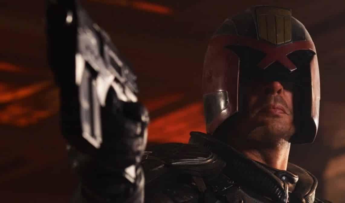 Karl Urban says Ex Machina director actually helmed Dredd