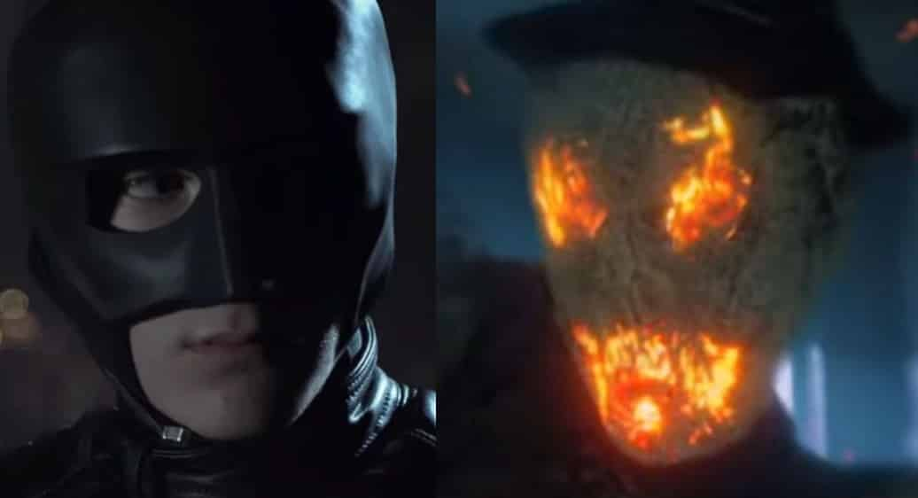 GOTHAM Trailer Offers First Look at Batman and Scarecrow