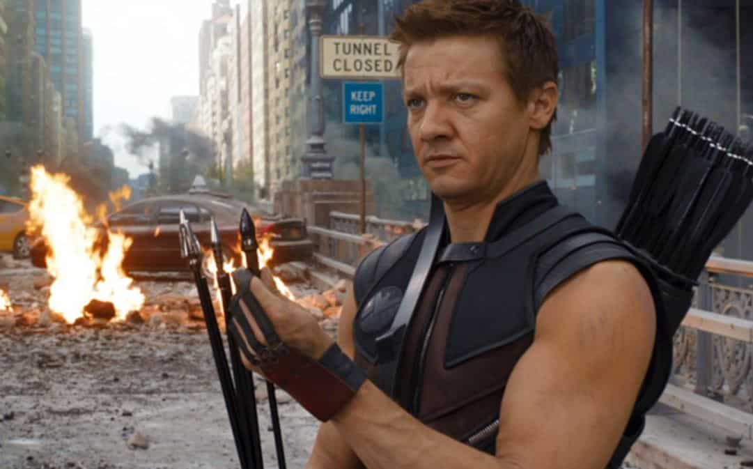 Jeremy Renner S Hawkeye Has Drastically Different Look For
