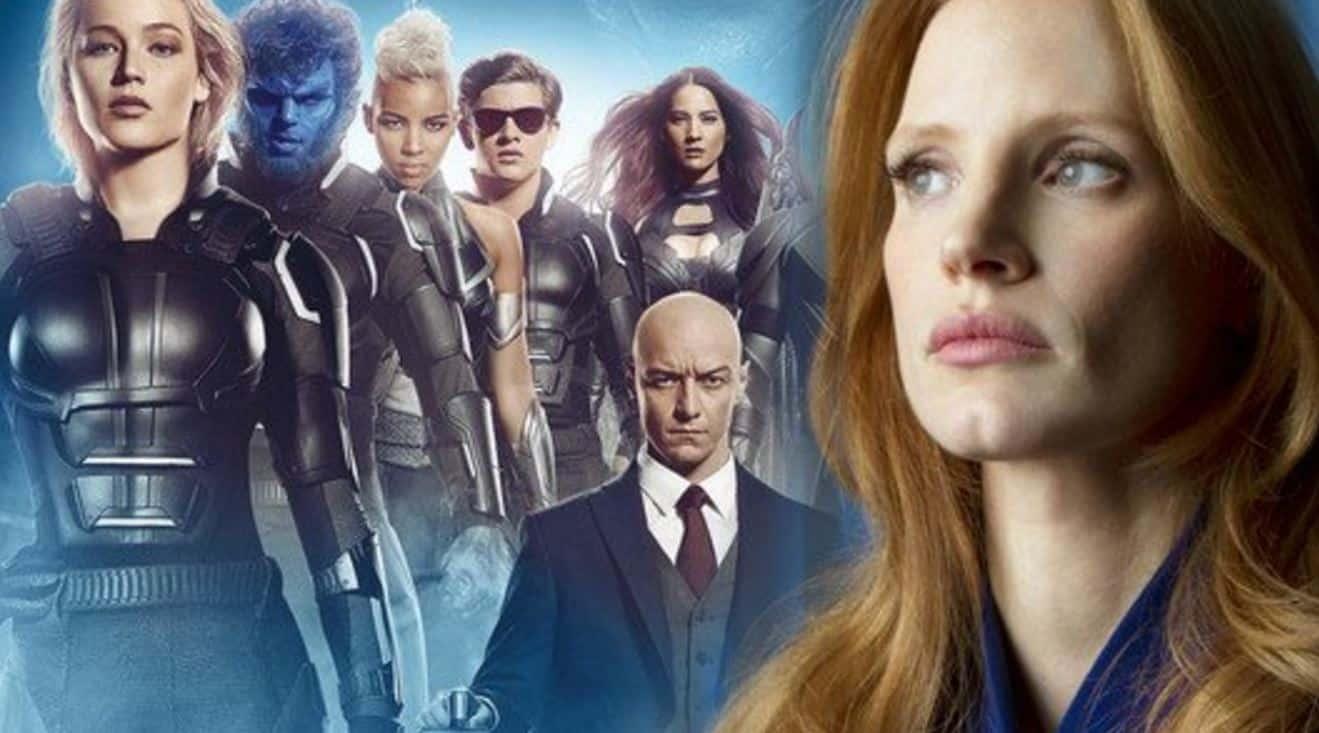 Jessica Chastain X-Men