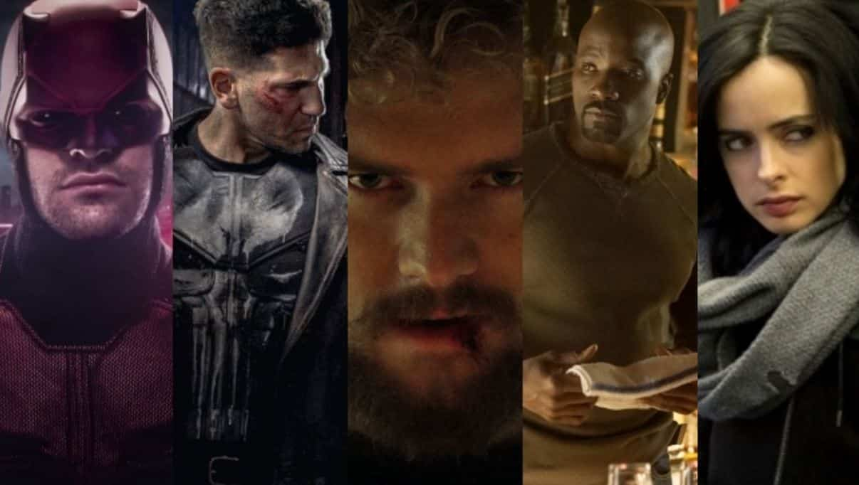 Marvel Filme Netflix