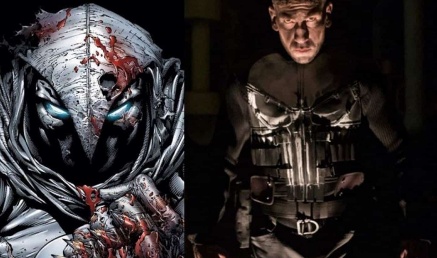 MOON KNIGHT To Appear on Marvel's The Punisher?