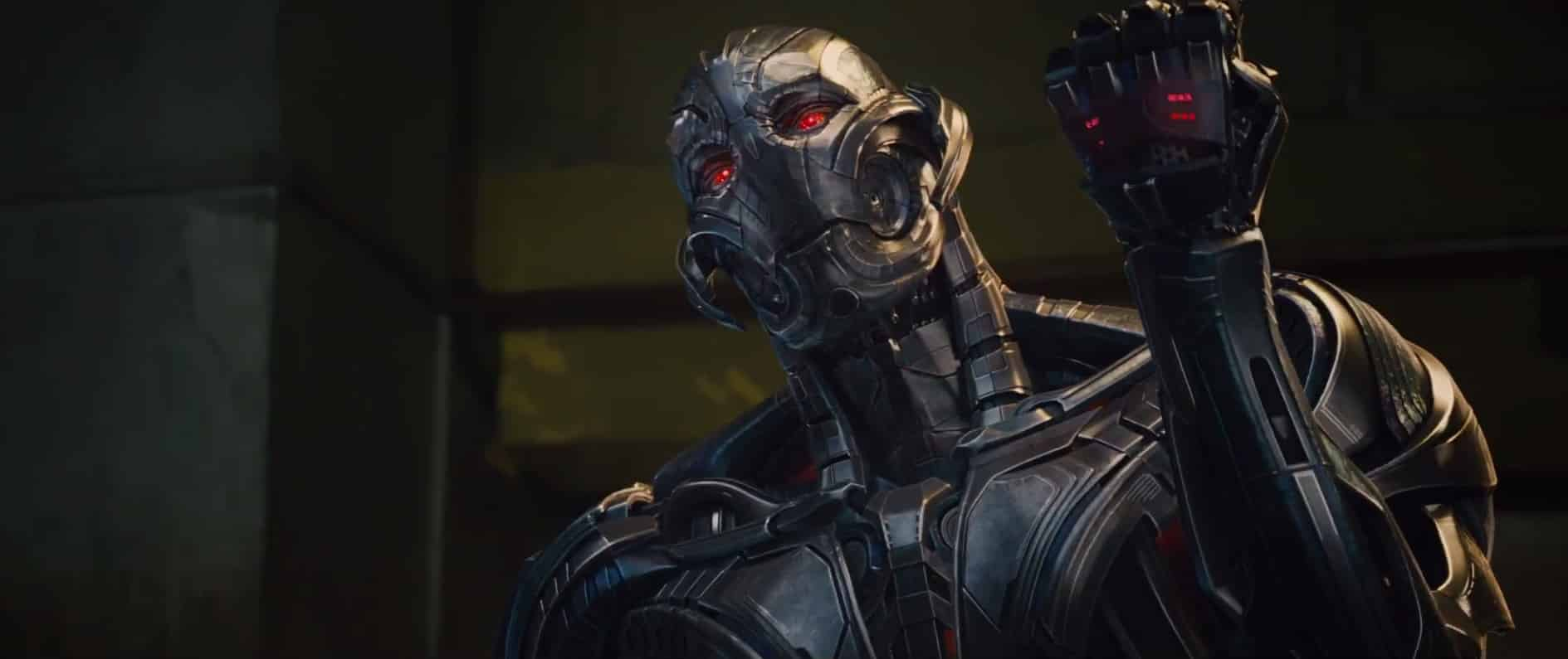Ultron Marvel MCU Age of Ultron